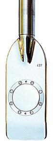 DMT probe blade front